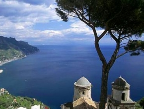 "After your meeting with the driver move to Pompei with optional visit at the excavations. Than drive to Ravello an enchanting village with stupendous views, ""closer to the sky than the sea""-"
